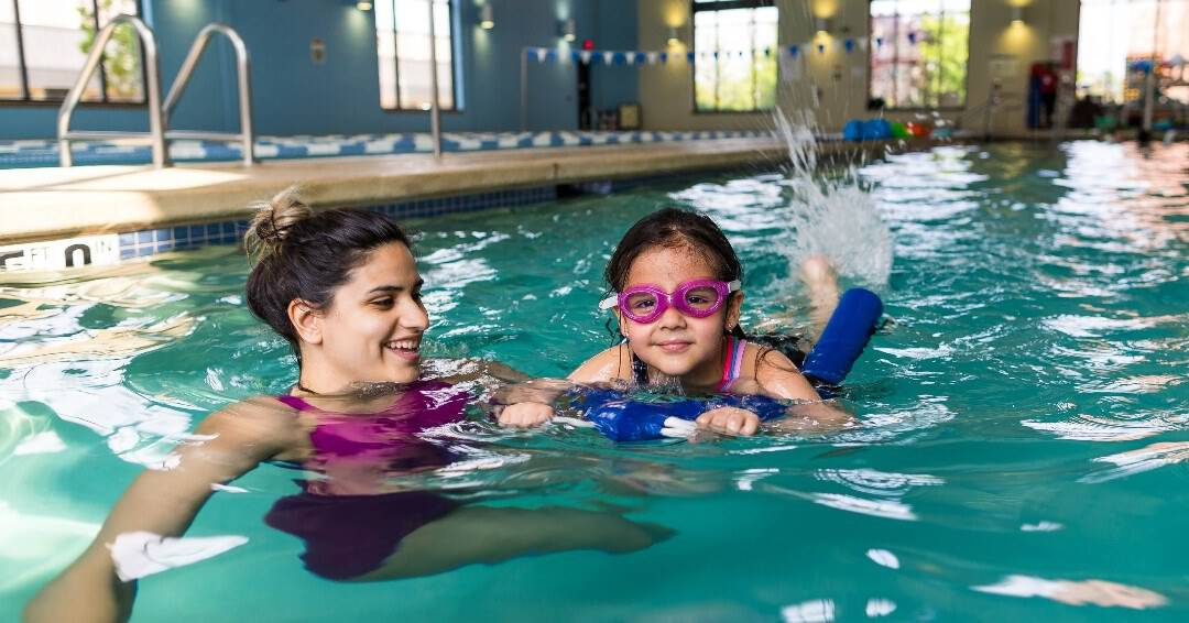 Swim Lessons- HACKENSACK UMC FITNESS & WELLNESS POWERED BY THE GIANTS