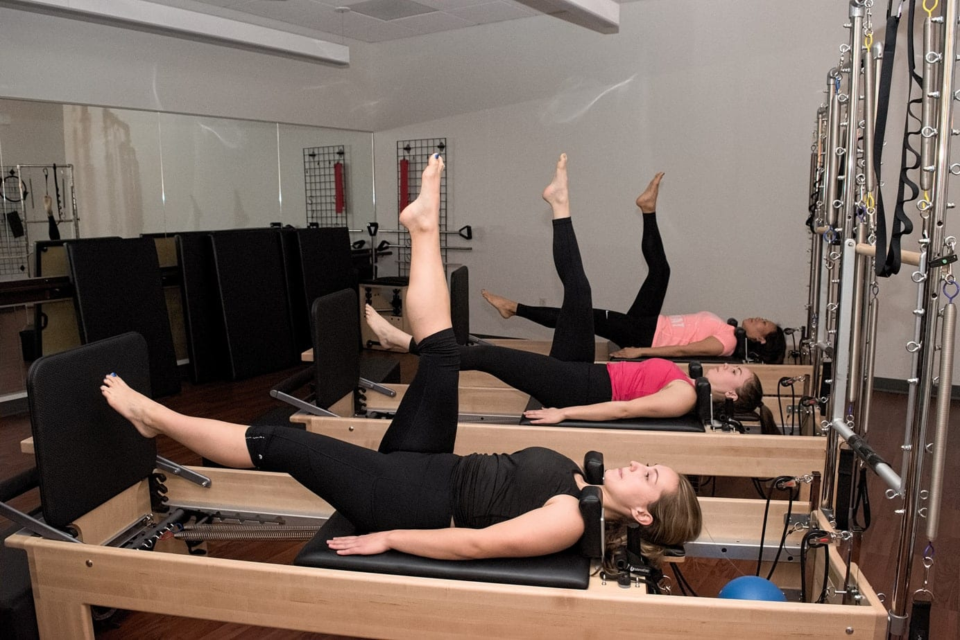Group Pilates HACKENSACK UMC FITNESS & WELLNESS POWERED BY THE GIANTS
