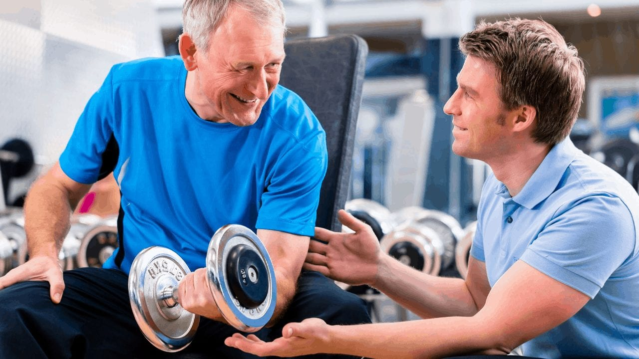 Personal Trainers - PRINCETON FITNESS & WELLNESS