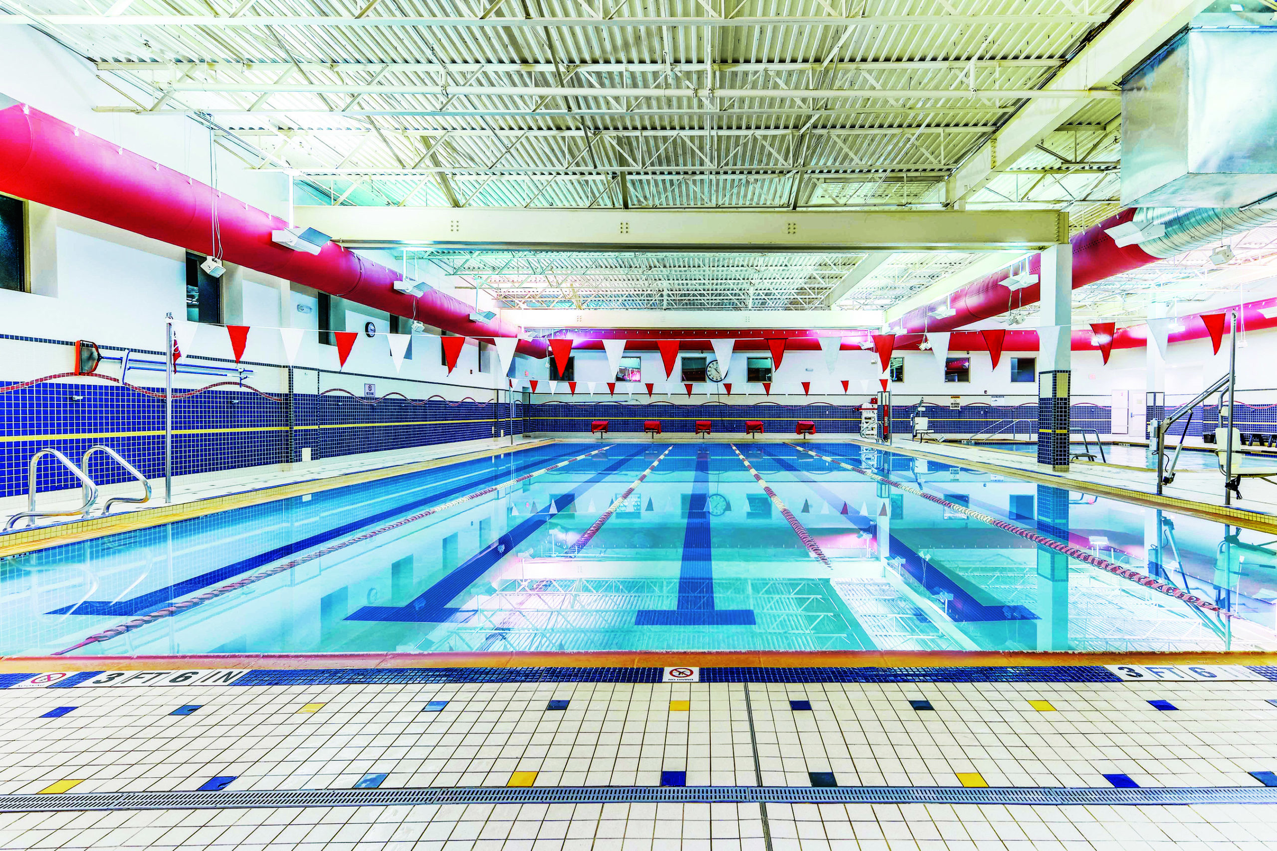 Aquatics- RWJ FITNESS & WELLNESS - HAMILTON