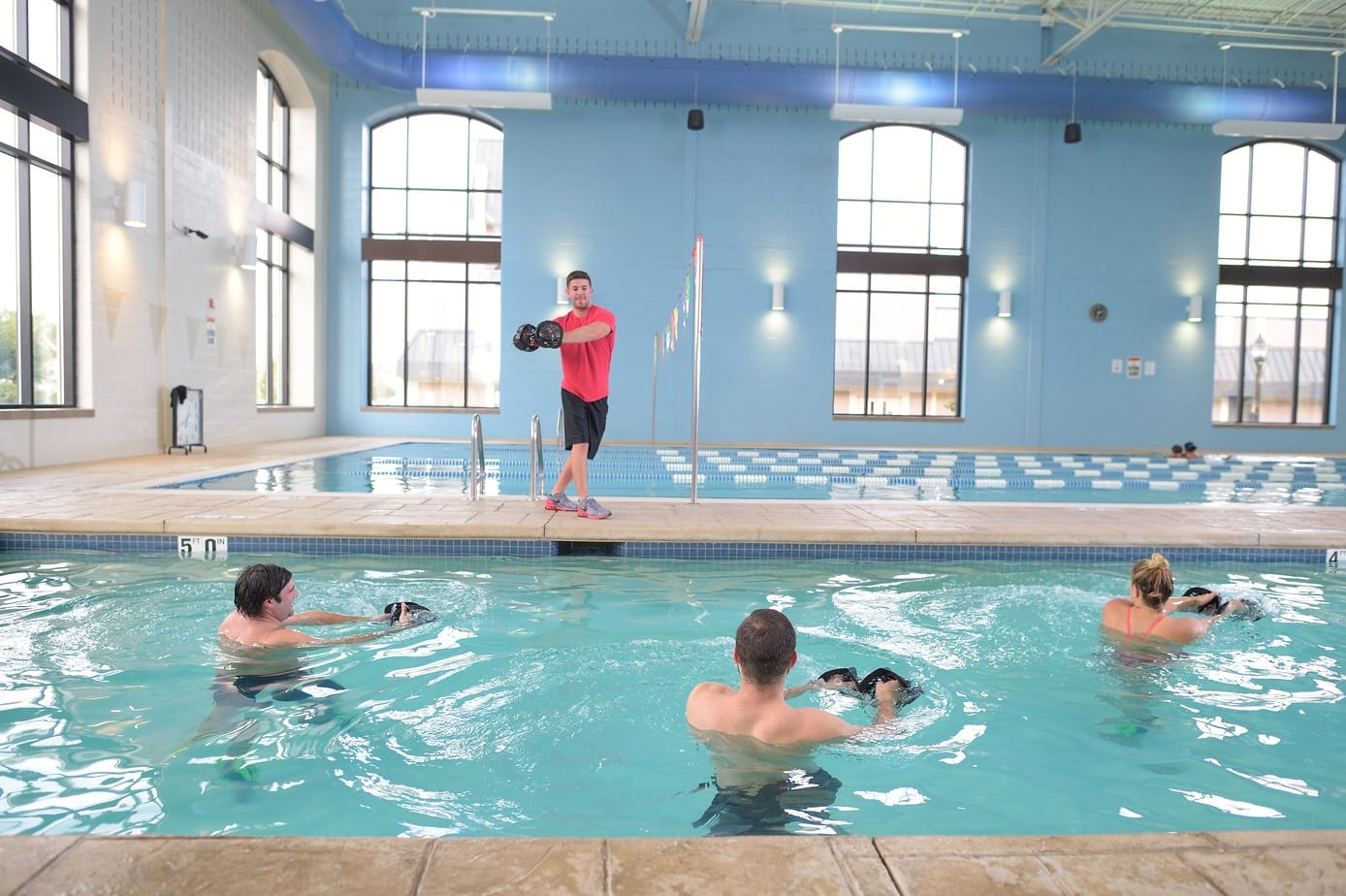 Aquakinetics Training- CENTRASTATE FITNESS & WELLNESS