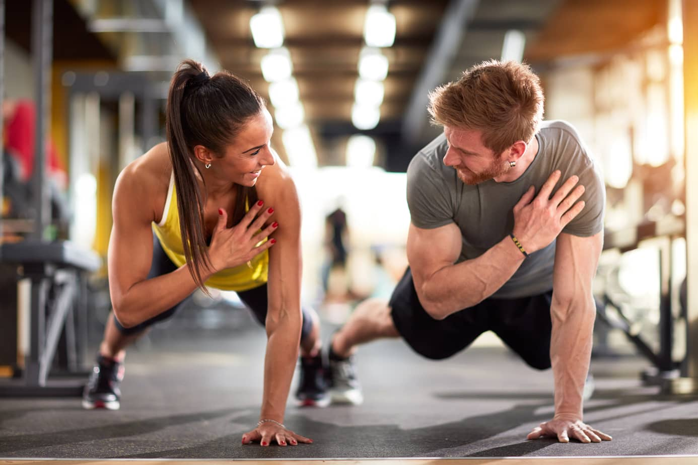 One on One Private Training  - CENTRASTATE FITNESS & WELLNESS