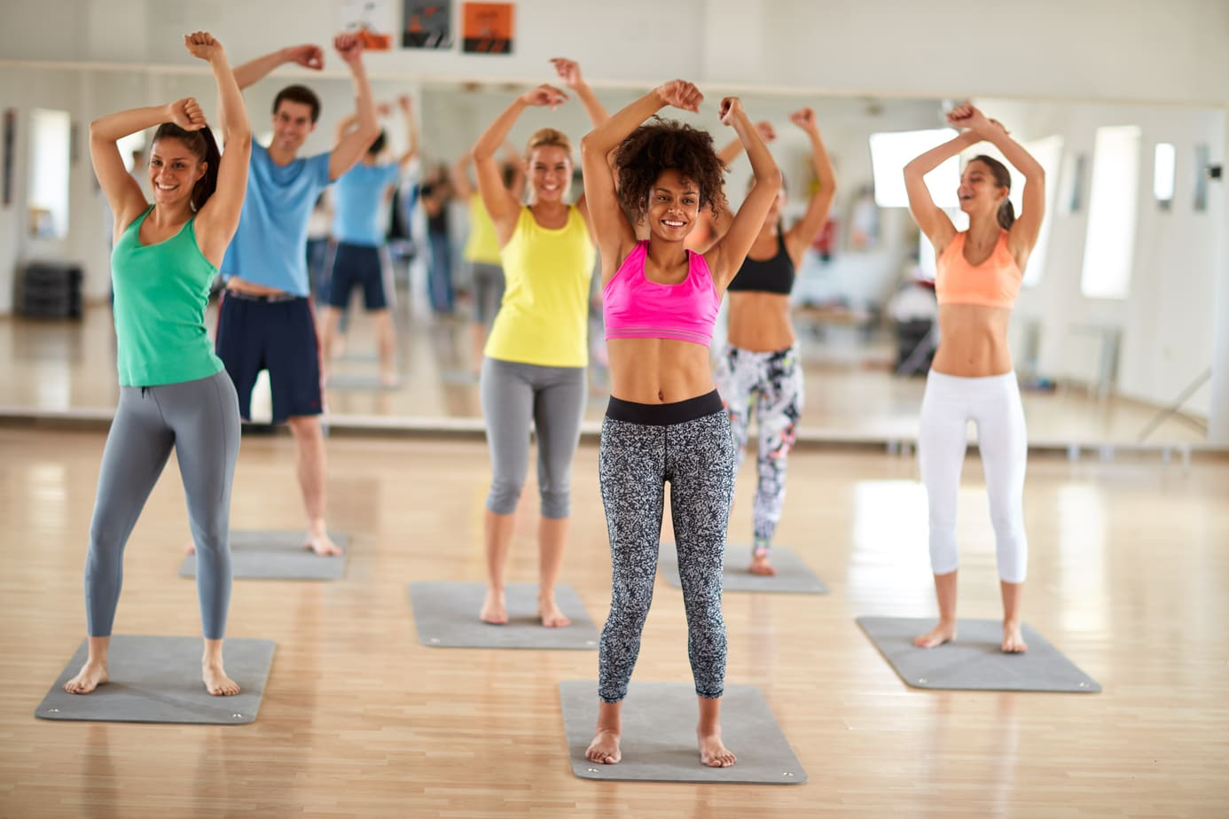 Fitness Classes - CENTRASTATE FITNESS & WELLNESS