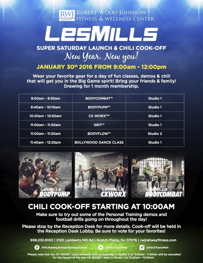 LesMills_Launch_ALL_GROUP_Flyer-Rahway