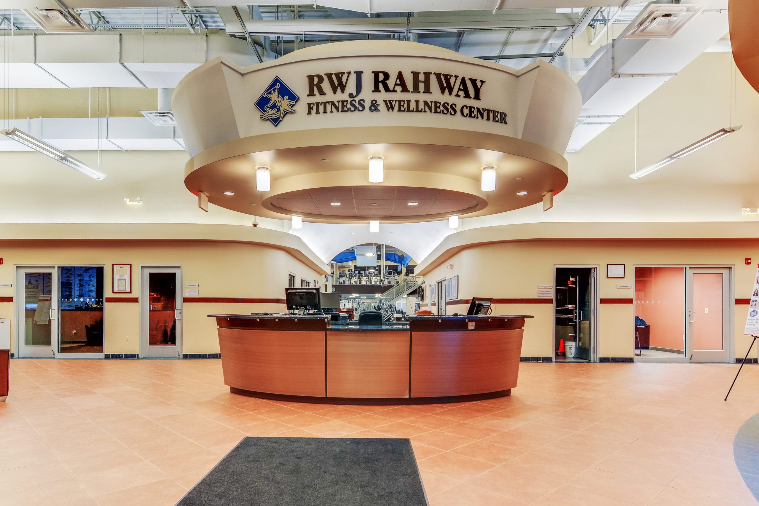Schedule Tour - RWJ RAHWAY FITNESS & WELLNESS