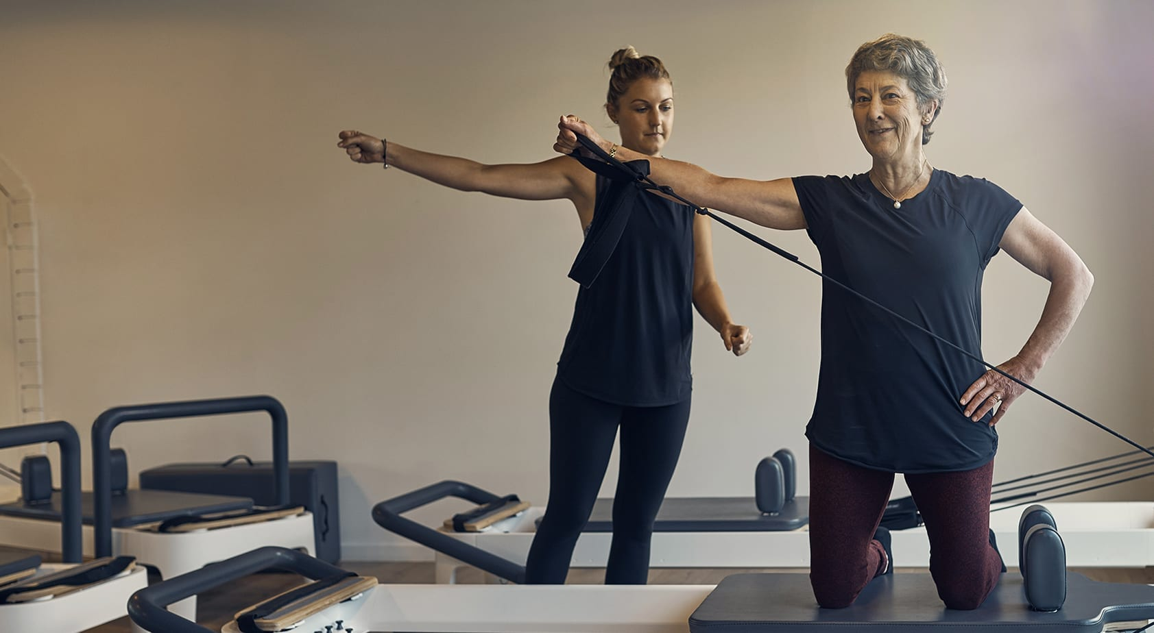 PIlates Reformer RWJ FITNESS & WELLNESS - RAHWAY