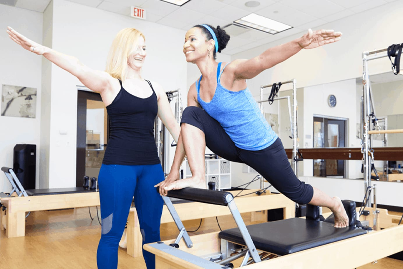 Private Pilates - RWJ RAHWAY FITNESS & WELLNESS