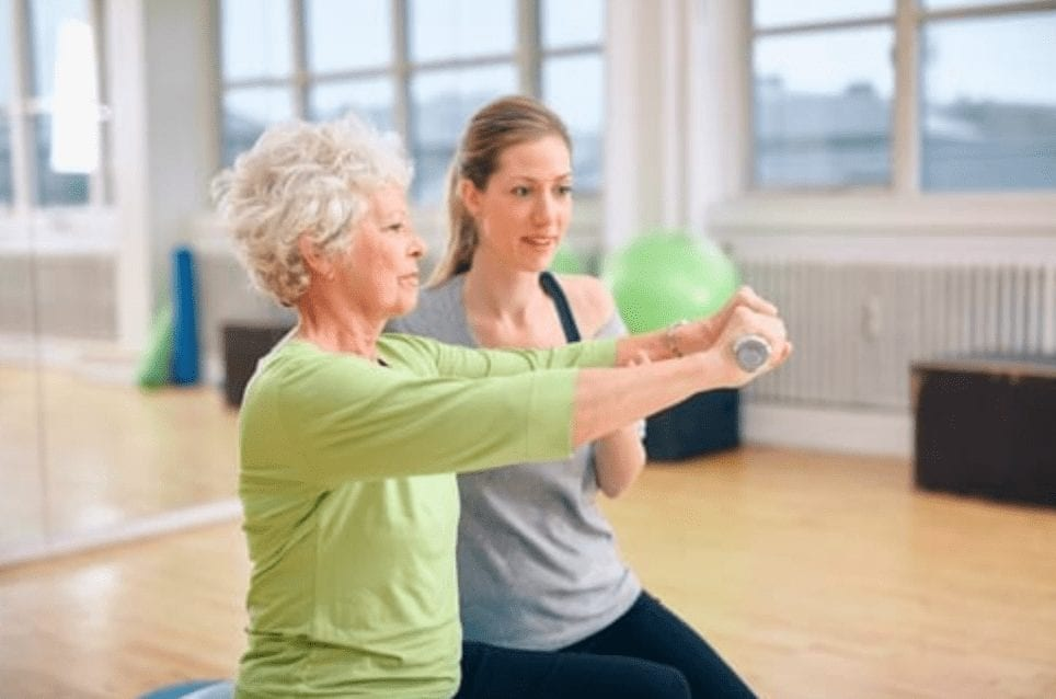 Parkinson's- RWJ RAHWAY FITNESS & WELLNESS AT CARTERET