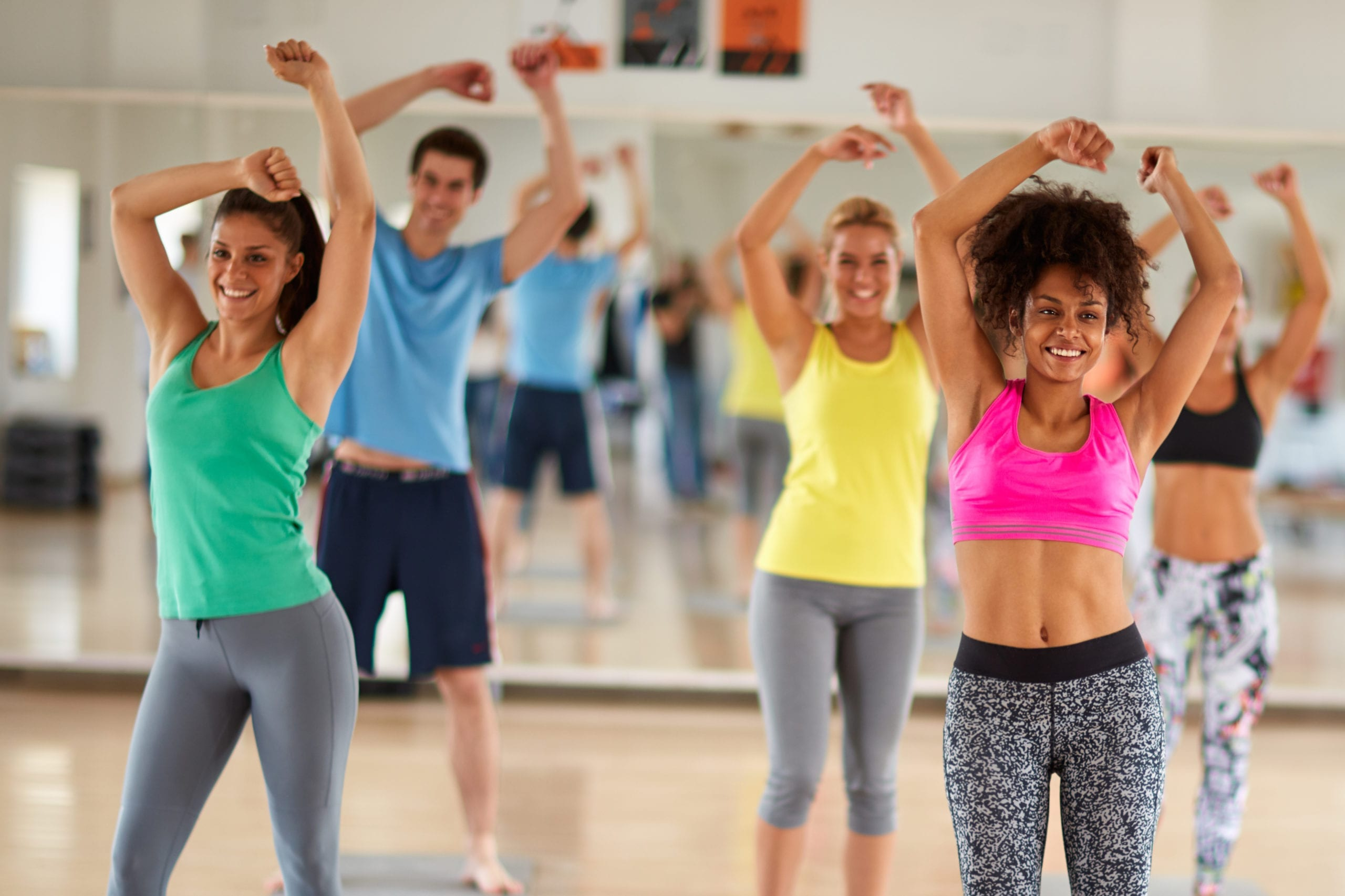 Group Fitness- RWJ RAHWAY FITNESS & WELLNESS AT CARTERET