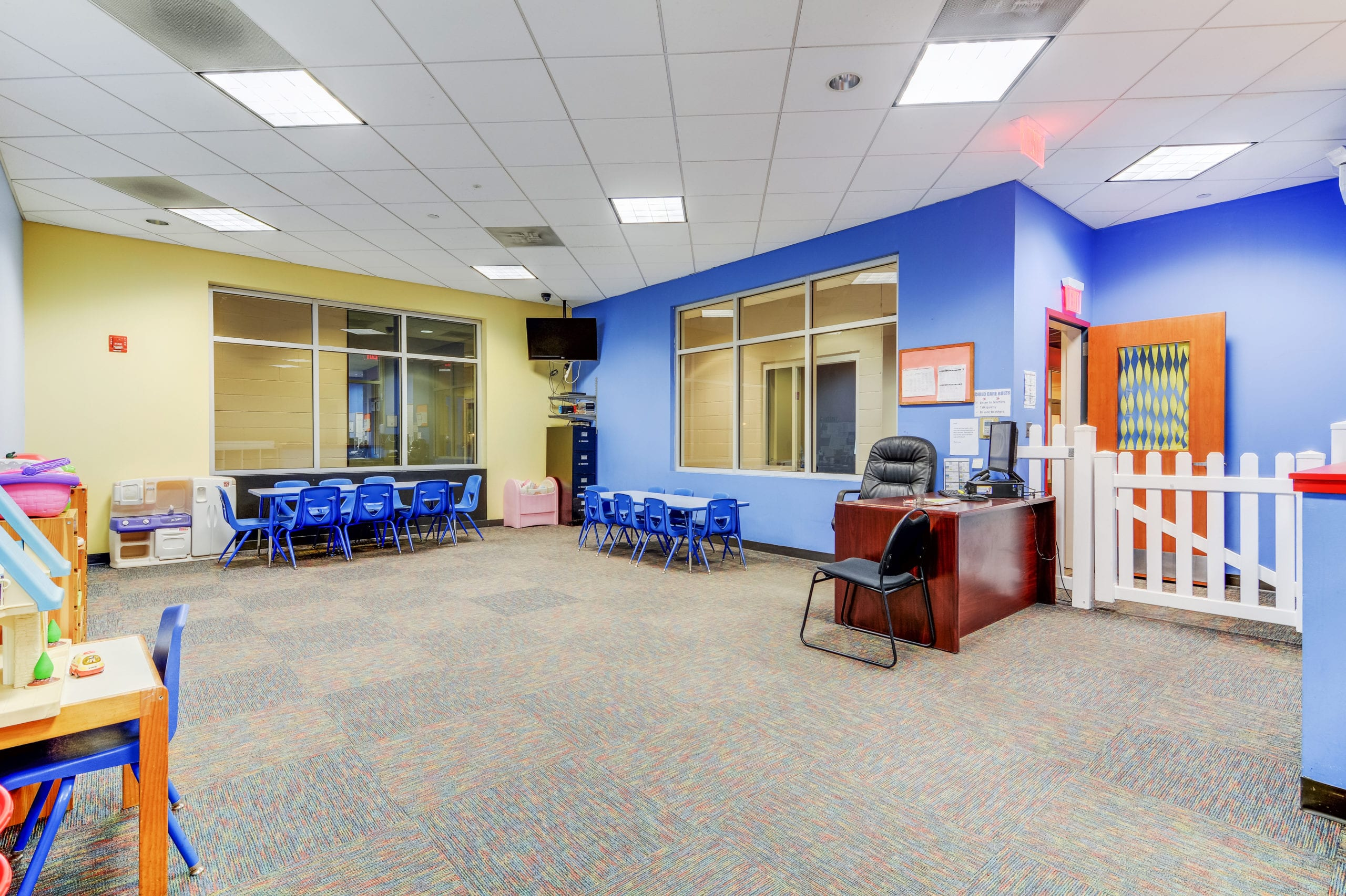Childcare- RWJ RAHWAY FITNESS & WELLNESS AT CARTERET