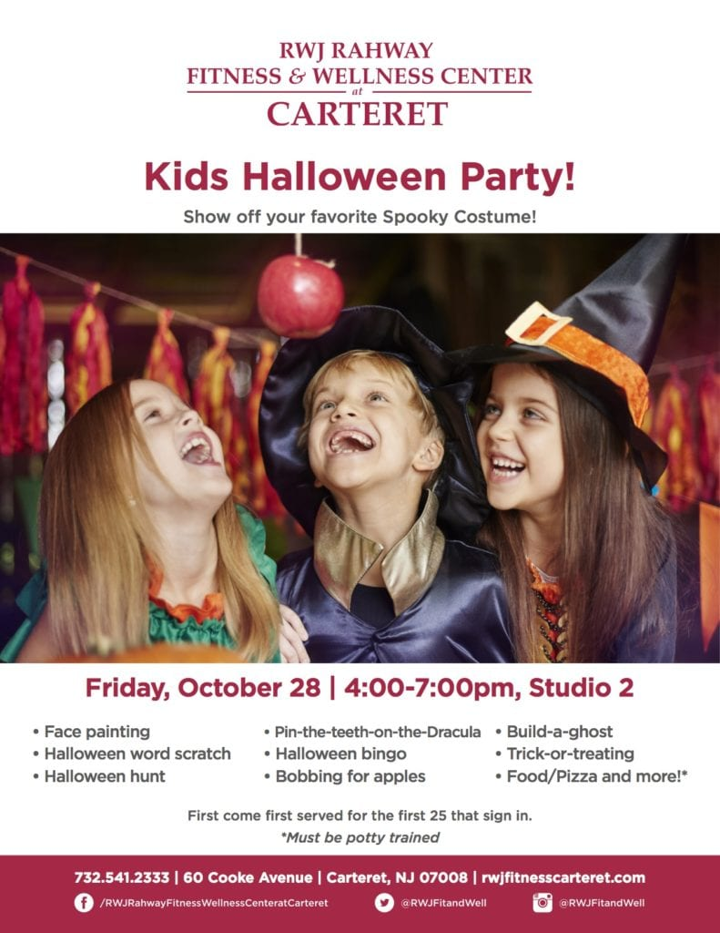 kids-halloween-party-in-carteret-nj-friday-october-28