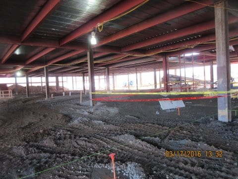 Construction Update (March 17, 2016)