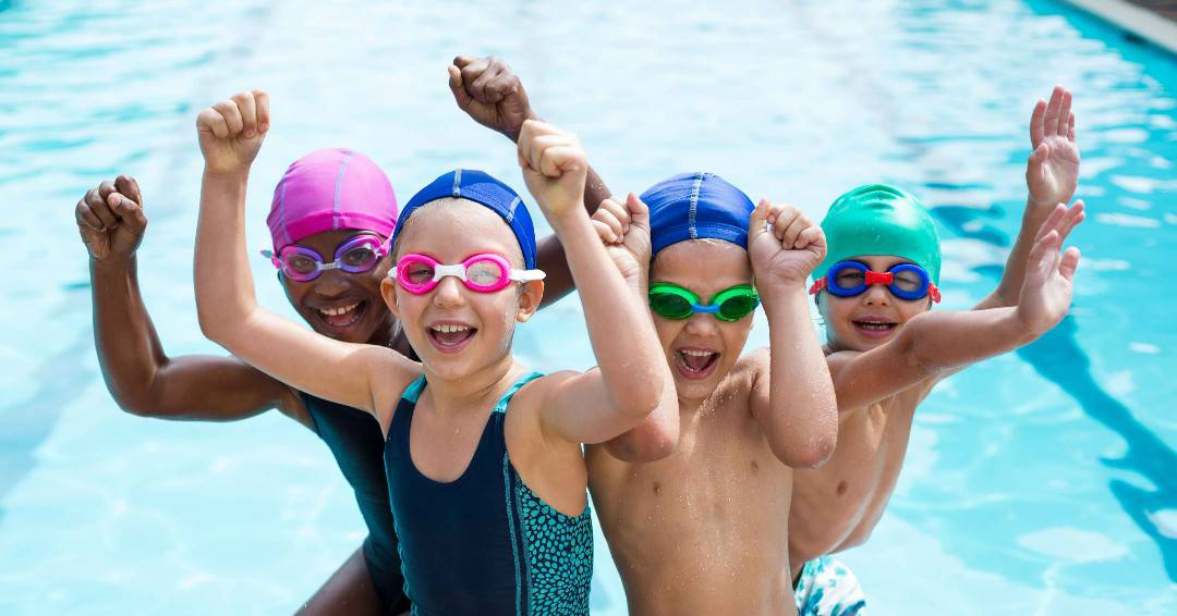 Competitive Stroke: Ages 6 - 17 yrs-RWJ FITNESS & WELLNESS