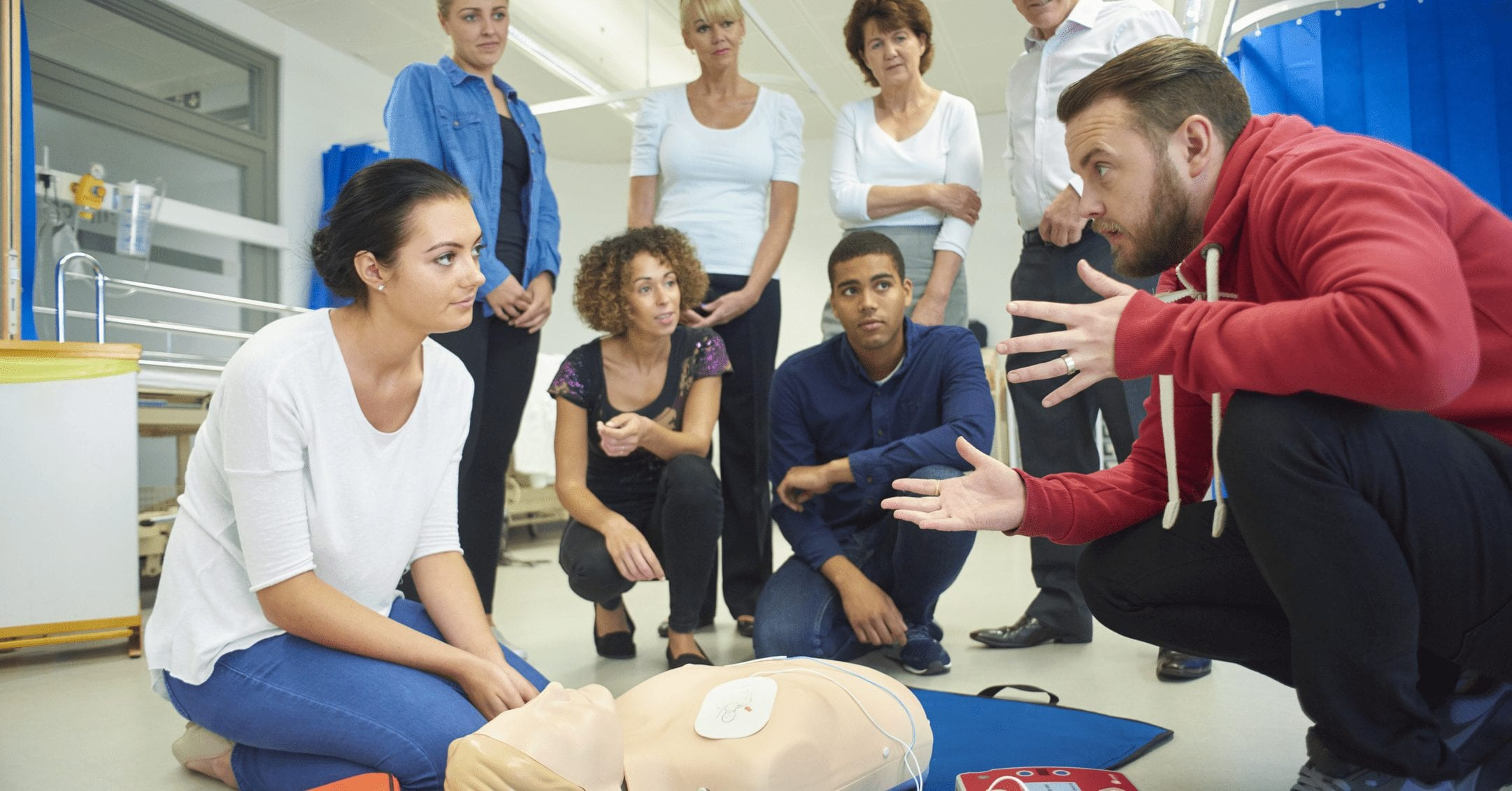 CPR/AED Training- RWJ FITNESS & WELLNESS