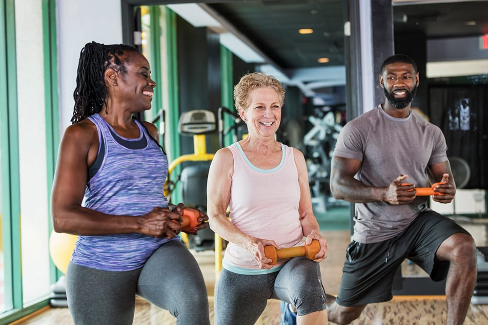 Small Group Training - RWJ FITNESS & WELLNESS