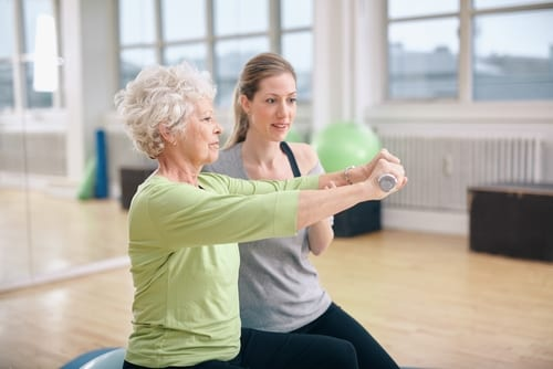 Parkinson's- MAIN LINE HEALTH FITNESS & WELLNESS