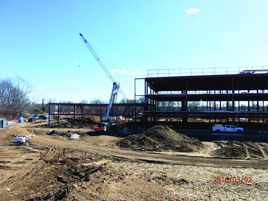 Construction Update (March 4, 2016)