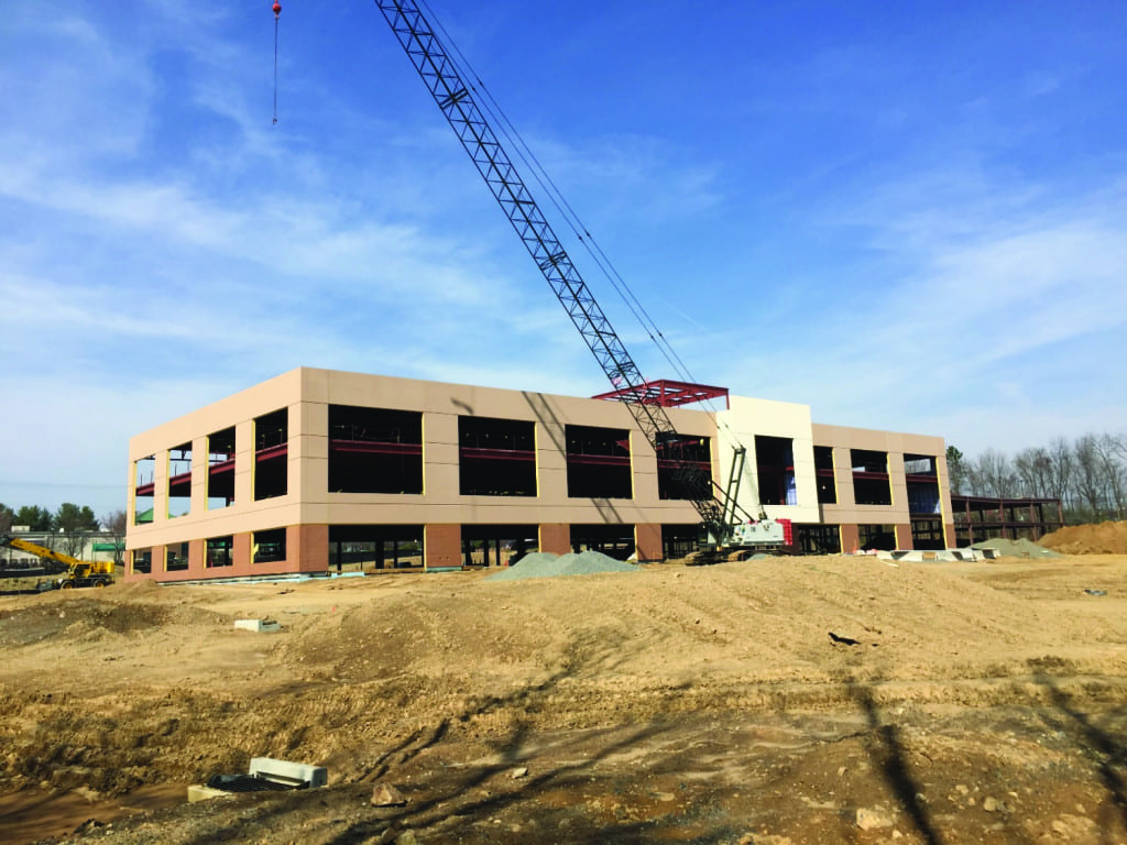 Construction Update (March 25, 2016)
