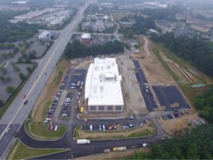 Construction Update (July 1, 2016)