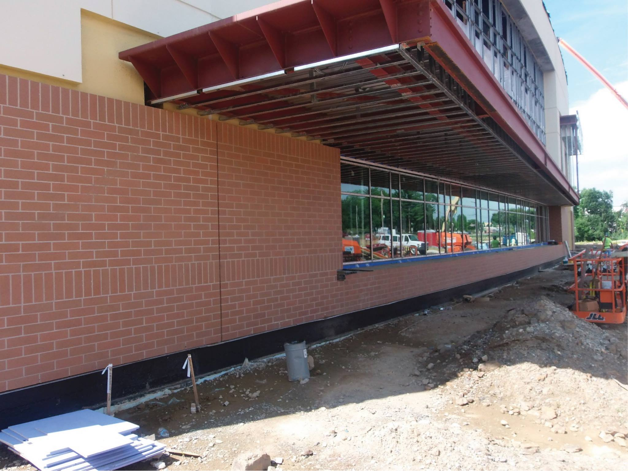 Construction Update (July 15, 2016)