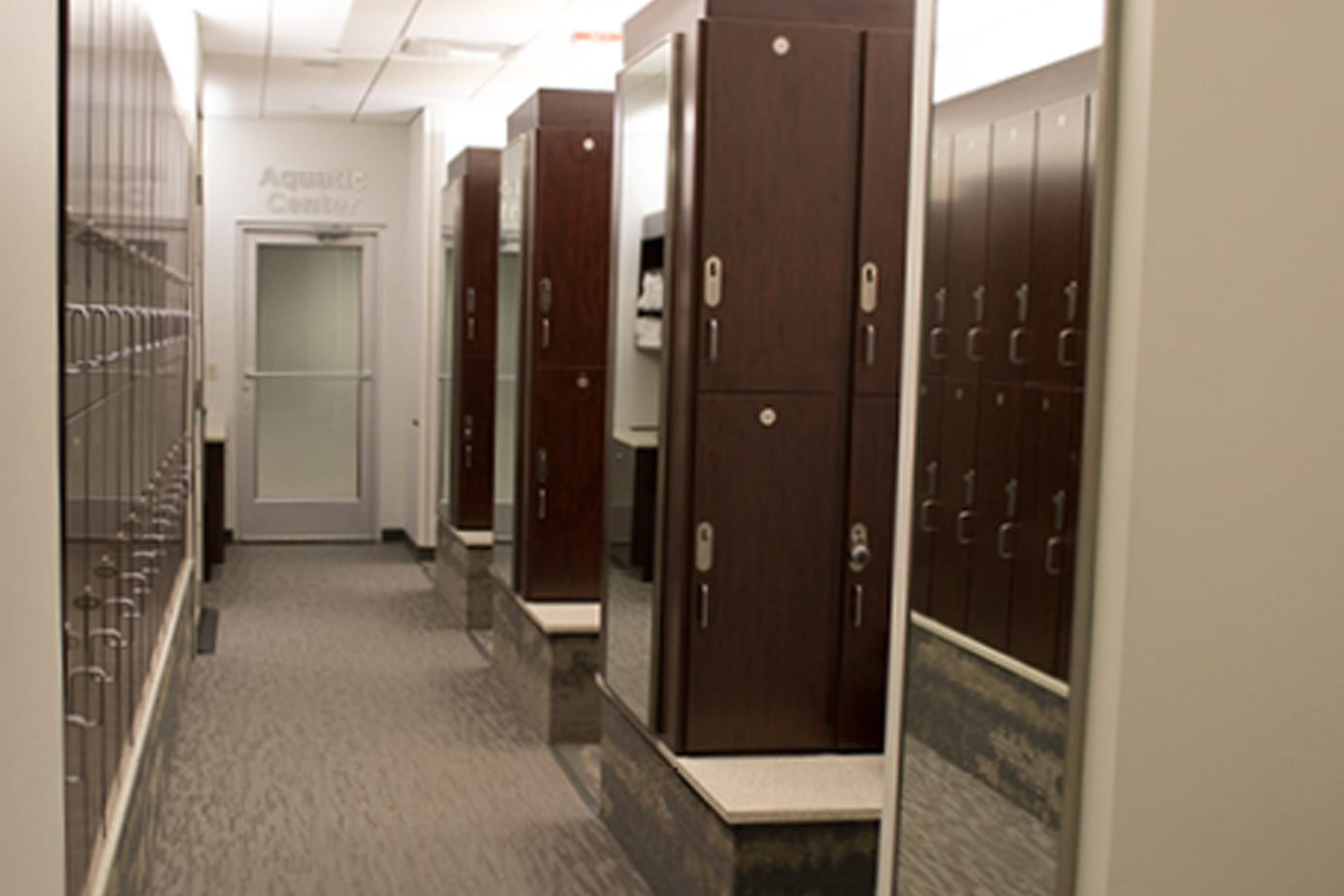 Luxury Locker Rooms - MAIN LINE HEALTH FITNESS & WELLNESS