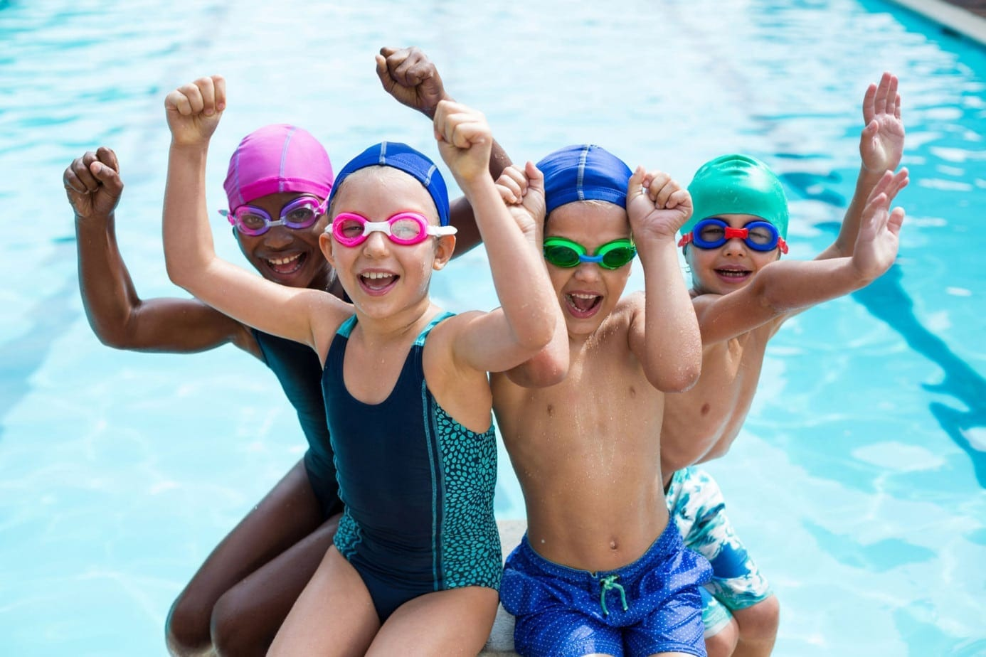 Competitive Stroke: Ages 6 - 17 yrs - MAIN LINE HEALTH FITNESS & WELLNESS
