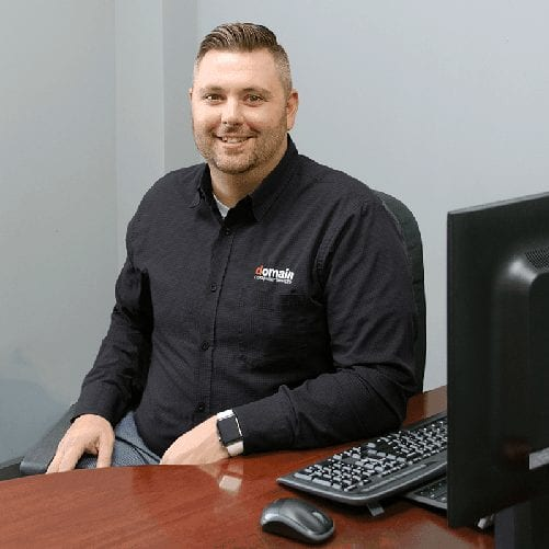 IT Team Lorin Fisher Service Manager Domain Computer Services
